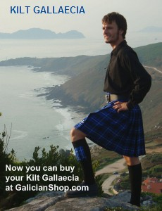 Buy your Kilt Gallaecia in GalicianShop.com