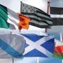Celtic Nations 7 Flag Set (Promotion!)