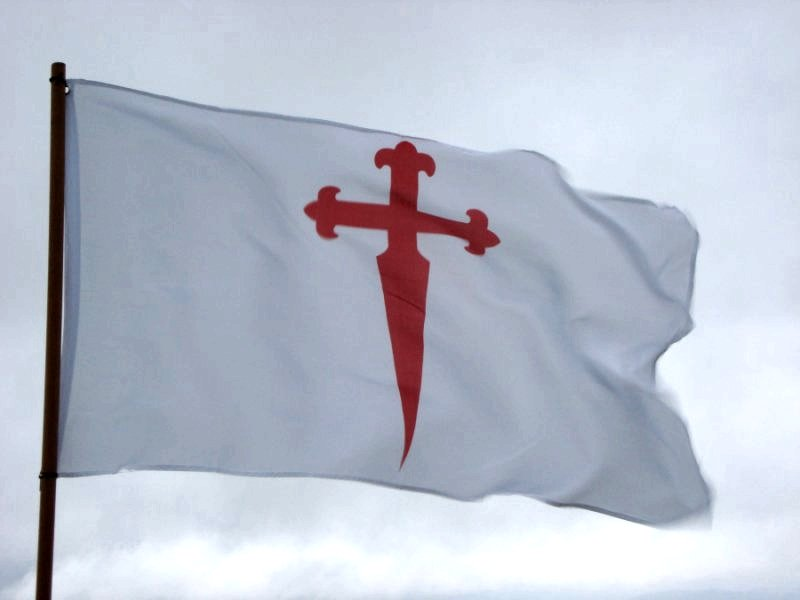 St James' Cross Flag