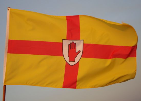 Flag of the Province of Ulster