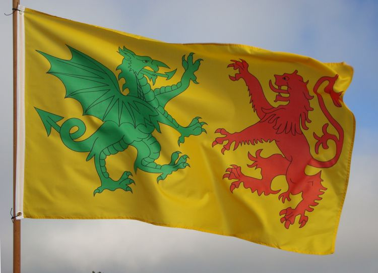 Swabian Royal Standard of Gallaecia