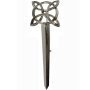 Sar Cross Kilt Pin