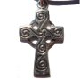 Silver Celtic Cross Pendant