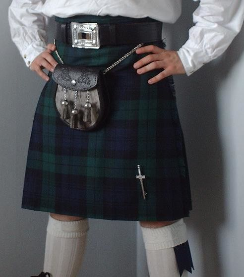 Black Watch Kilt (Battle of Corunna)