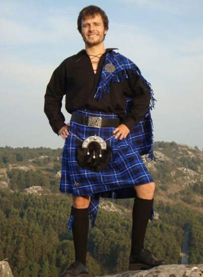 Promotion: Kilt Gallaecia - Full Regalia