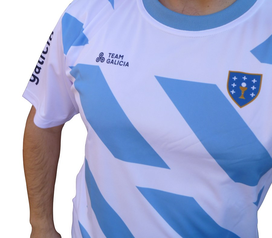 Team Galicia Football Shirt