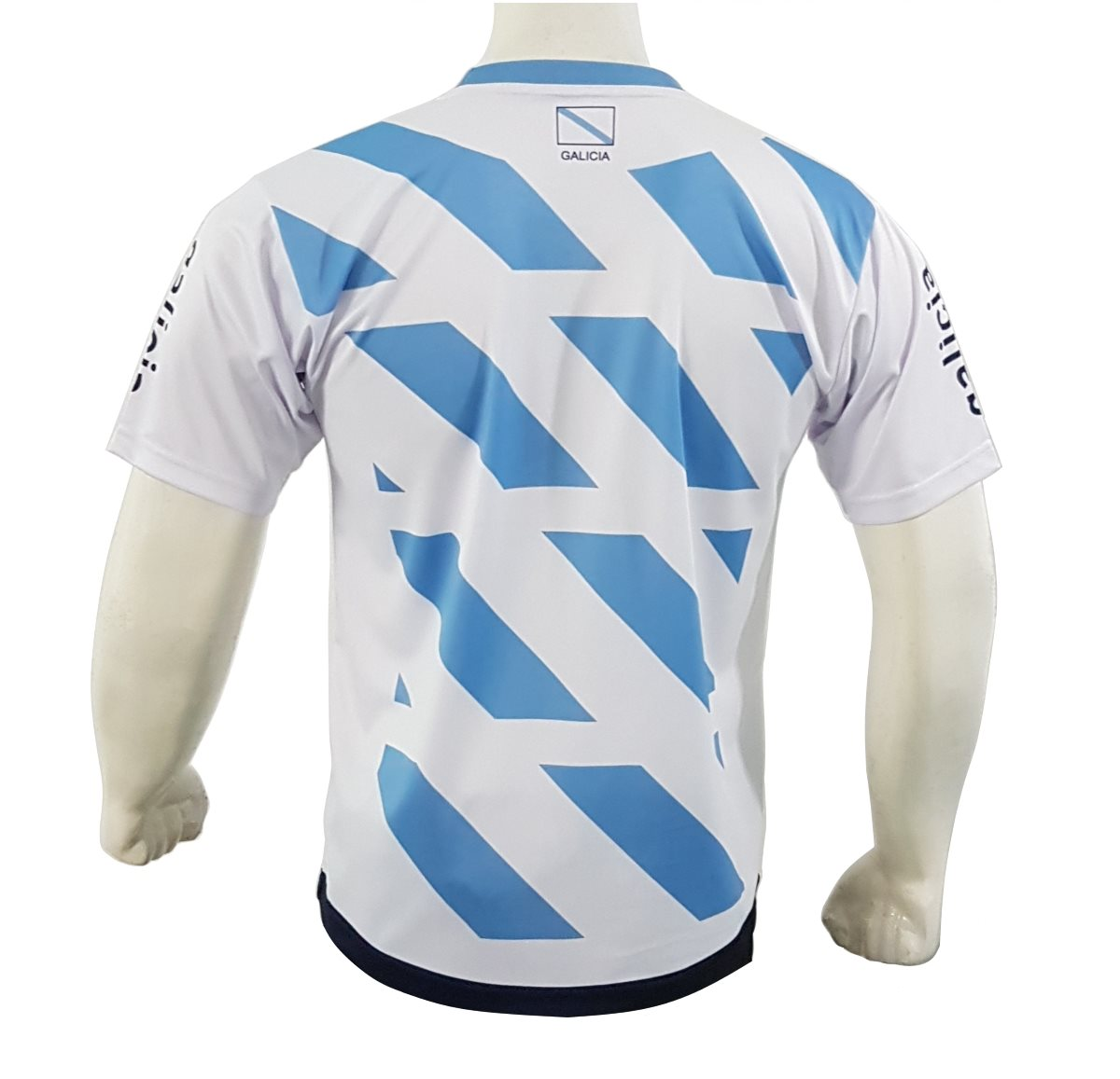 'Team Galicia' kids' football shirt