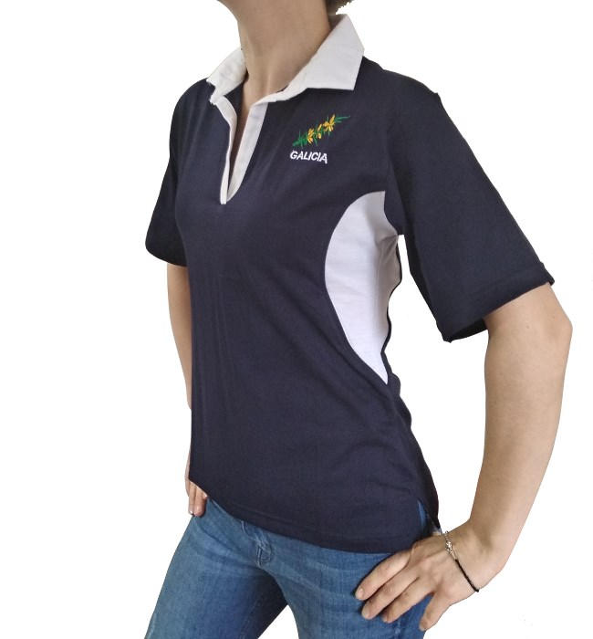 Ladies' Galicia Rugby Shirt