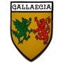 Gallaecia Royal Standard Sticker