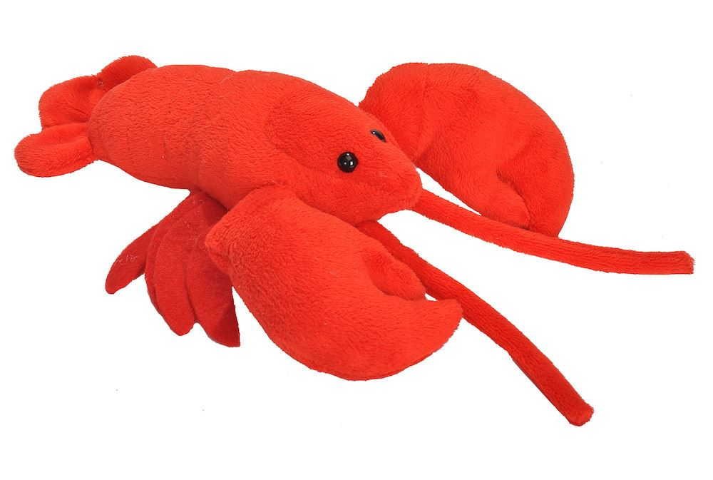 Corcubion Lobster Plush Toy