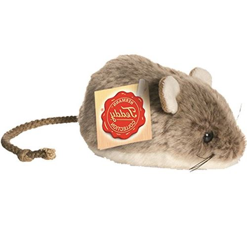Barn Mouse Plush Toy